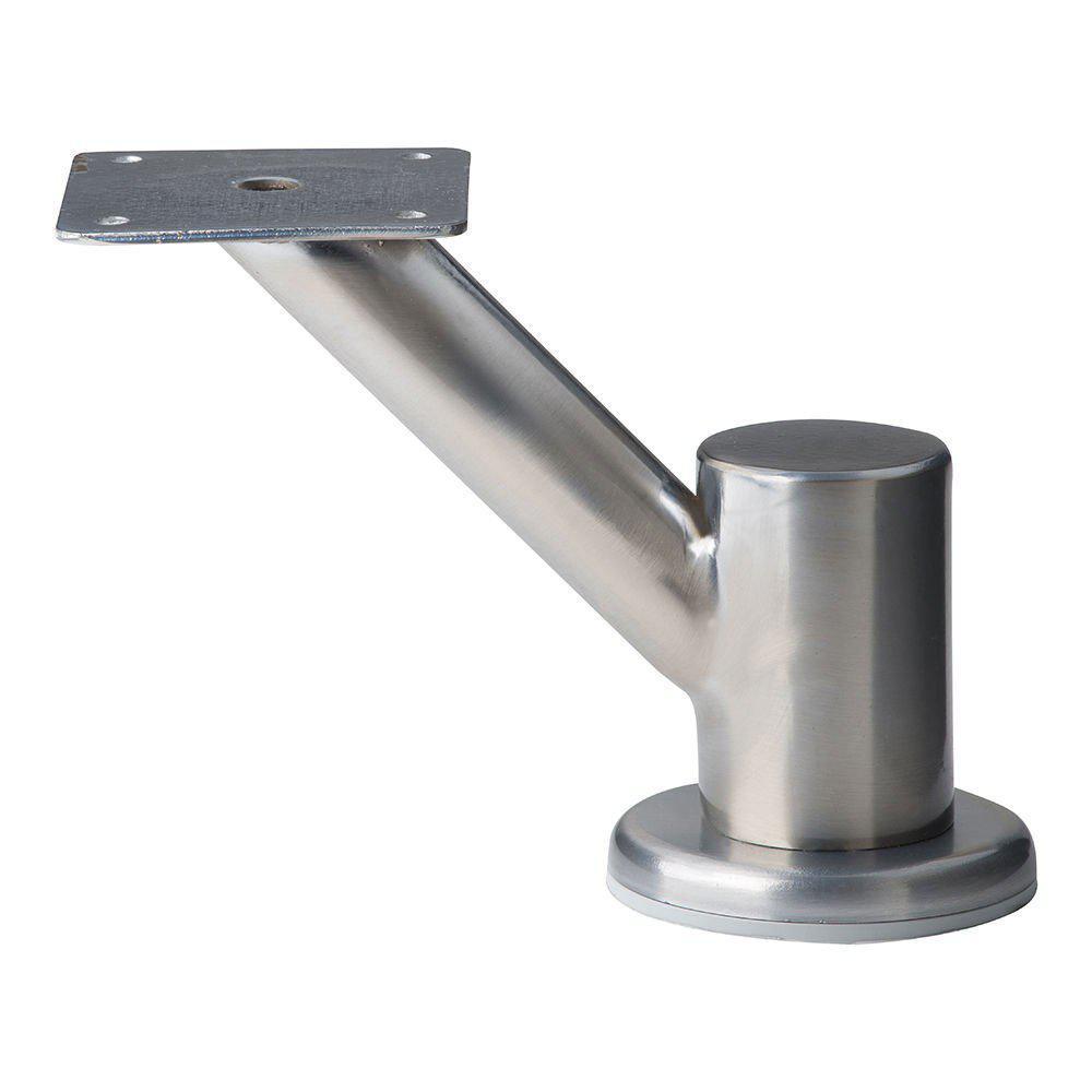 RVS design meubelpoot 11,5 cm