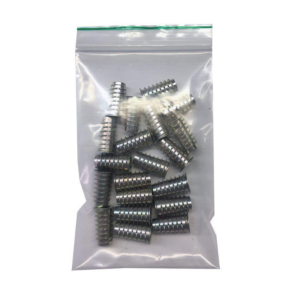 Rampamoer M8 x 13 mm (zakje 20 stuks)